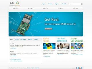 LSI Website Redesign image
