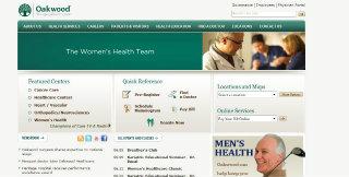 Oakwood Healthcare System/CareTech Solutions   image