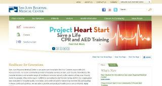 San Juan Regional Medical Center/CareTech Solutions image