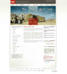 AeroVironment, Inc Website image