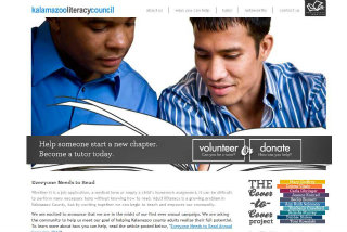 Kalamazoo Literacy Council image