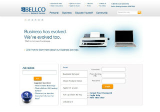 Bellco Credit Union Website Redesign image