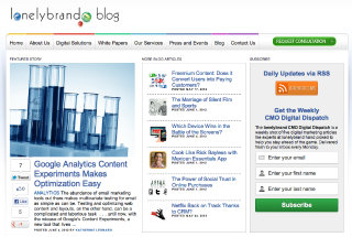 lonelybrand Blog image