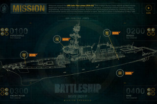 Battleship: Destroyer Experience  image