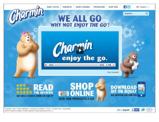 Charmin.com image