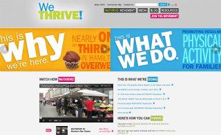 We THRIVE! Hamilton County Public Health image