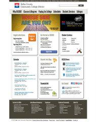 DCCCD District Website image