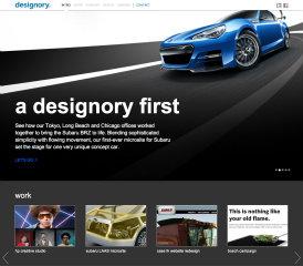 Designory Company Website image