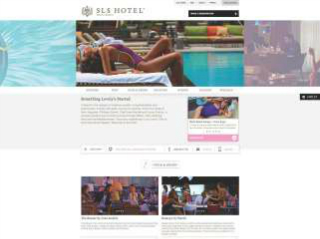 sbe Hotel Group image