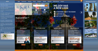 ms.gov   Mississippi's Official State Website image