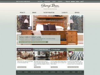 Giorgi Bros. Furniture Showroom image