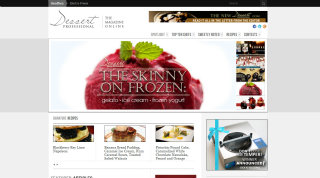 Dessert Professional Online Magazine image
