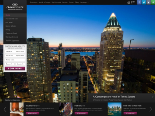 Crowne Plaza Times Square Manhattan image