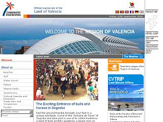 Official tourism site of the Land of Valencia image