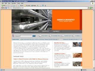 Abengoa Bioenergy Corp. image