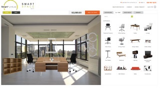 SmartSpace: No More Uncertainty In Online Furniture Shopping image