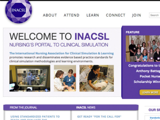 The International Nursing Association for Clinical Simulation & Learning image