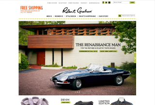 Robert Graham Website image