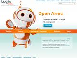 Logix Federal Credit Union Website image