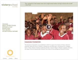 Victory School Uganda image