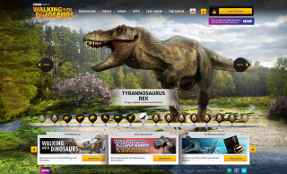 Walking with Dinosaurs  image