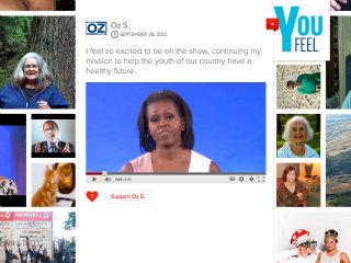 Dr. Oz: You Feel  image