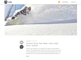 Quiksilver Mobile Responsive Blog image