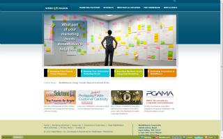 Rebranding for Interactive Success: WebbMason image