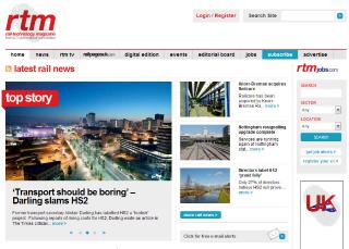 Rail Technology Magazine image