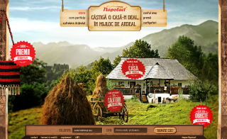Win a rustic home in the heart of Transylvania! image
