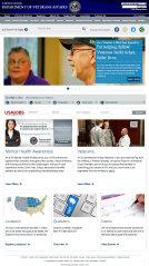 Department of Veterans Affairs (VA) Careers Website image