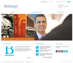 Behringer Investments.com image