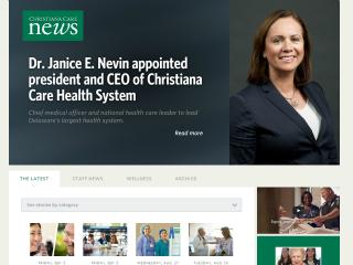 Christiana Care News image