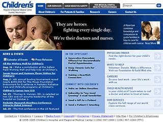 Children's Hospital and Regional Medical Center image