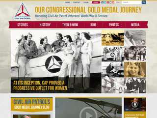 Civil Air Patrol Congressional Gold Medal Journey image