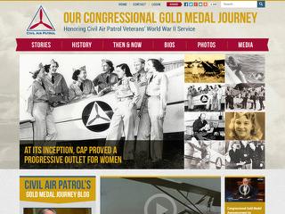 Civil Air Patrol Congressional Gold Medal Journey image