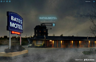 Bates Motel Season 2 Website image