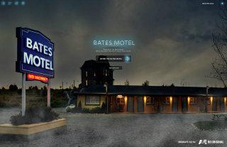 Bates Motel Season 2 Website image
