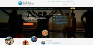 Northwest Earth Institute (NWEI) Website image
