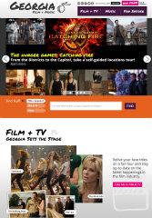 ComeTourGeorgia.com Website Design & Development image