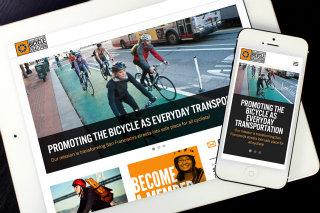 San Francisco Bike Coalition image