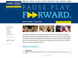 ASAE Annual Meeting  2014 image