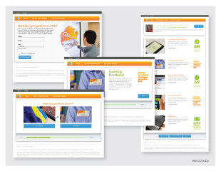 AT&T and Me Site image