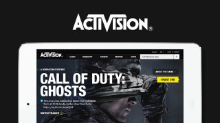 Activision.com Relaunch image