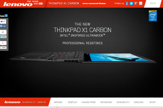 Lenovo ThinkPad X1 Carbon Launch  image