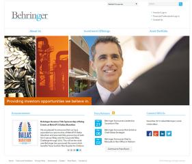 Behringer Investments.com image
