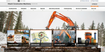 Hitachi Construction Machinery (Europe) NV. image
