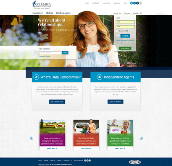 2015 Website Redesign  image