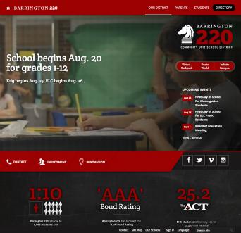Barrington 220 Community Unit School District image
