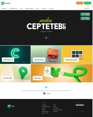 CEPTETEB Web Site image